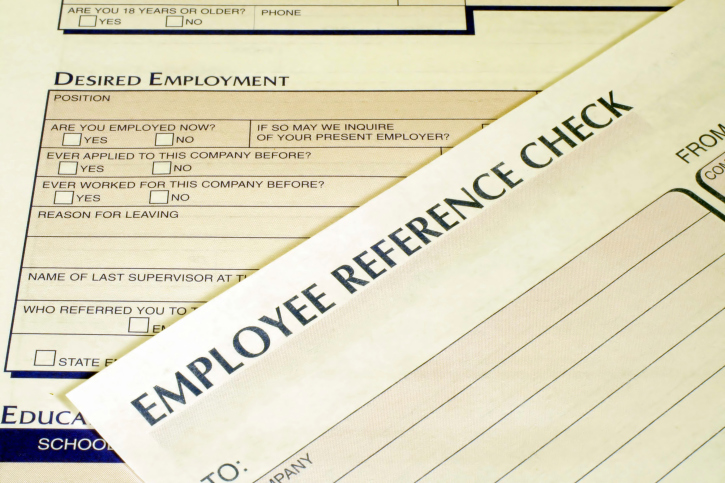 employment references name rank serial number is that all