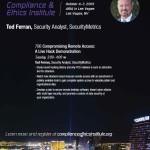 CEI Speaker Spotlight: Tod Ferran