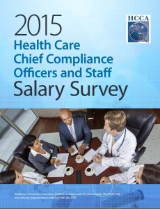 2015 HCCA Salary Survey