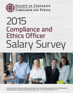 2015 Salary Survey Cover