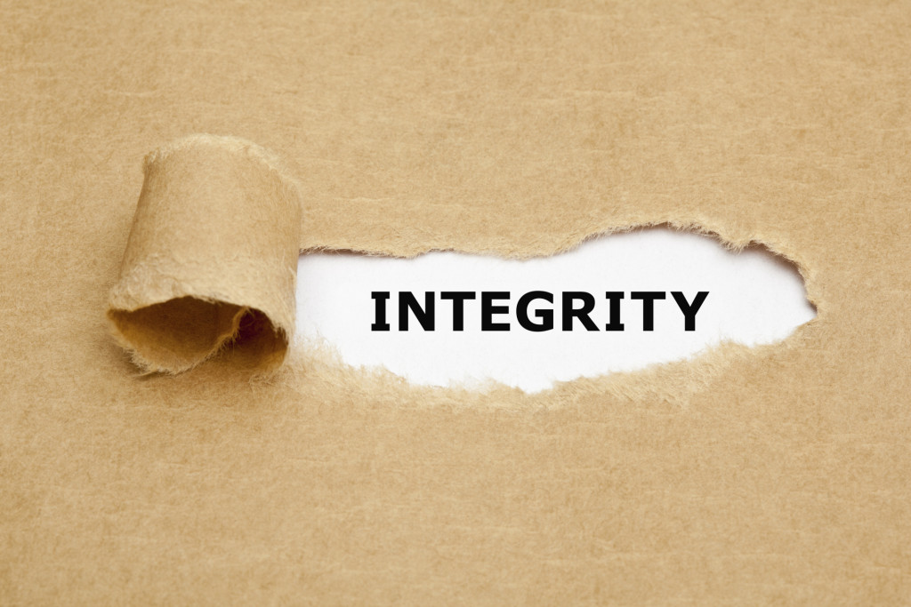 Ethics and Integrity – 3 Ways to Make 2016 Better than 2015