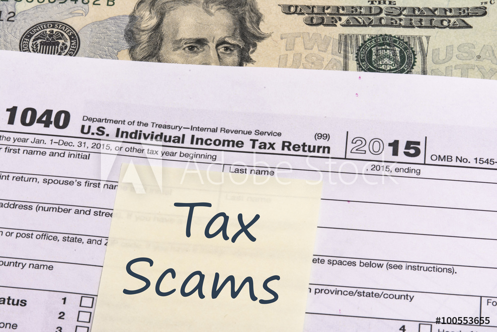 Security Alert: Targeted Tax Fraud Scam is Hitting Growing Number of Businesses