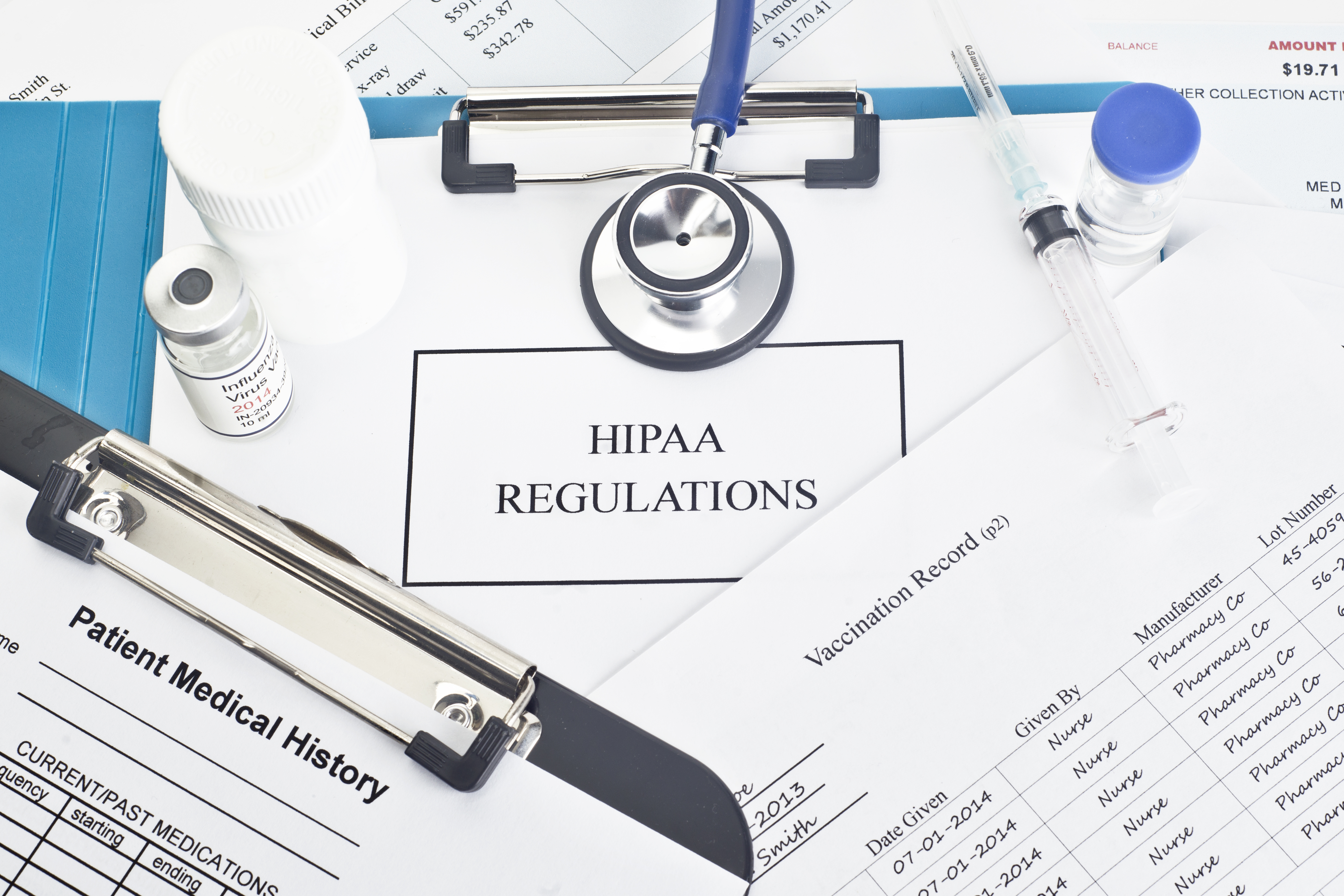 When Can HIPAA be Waived?