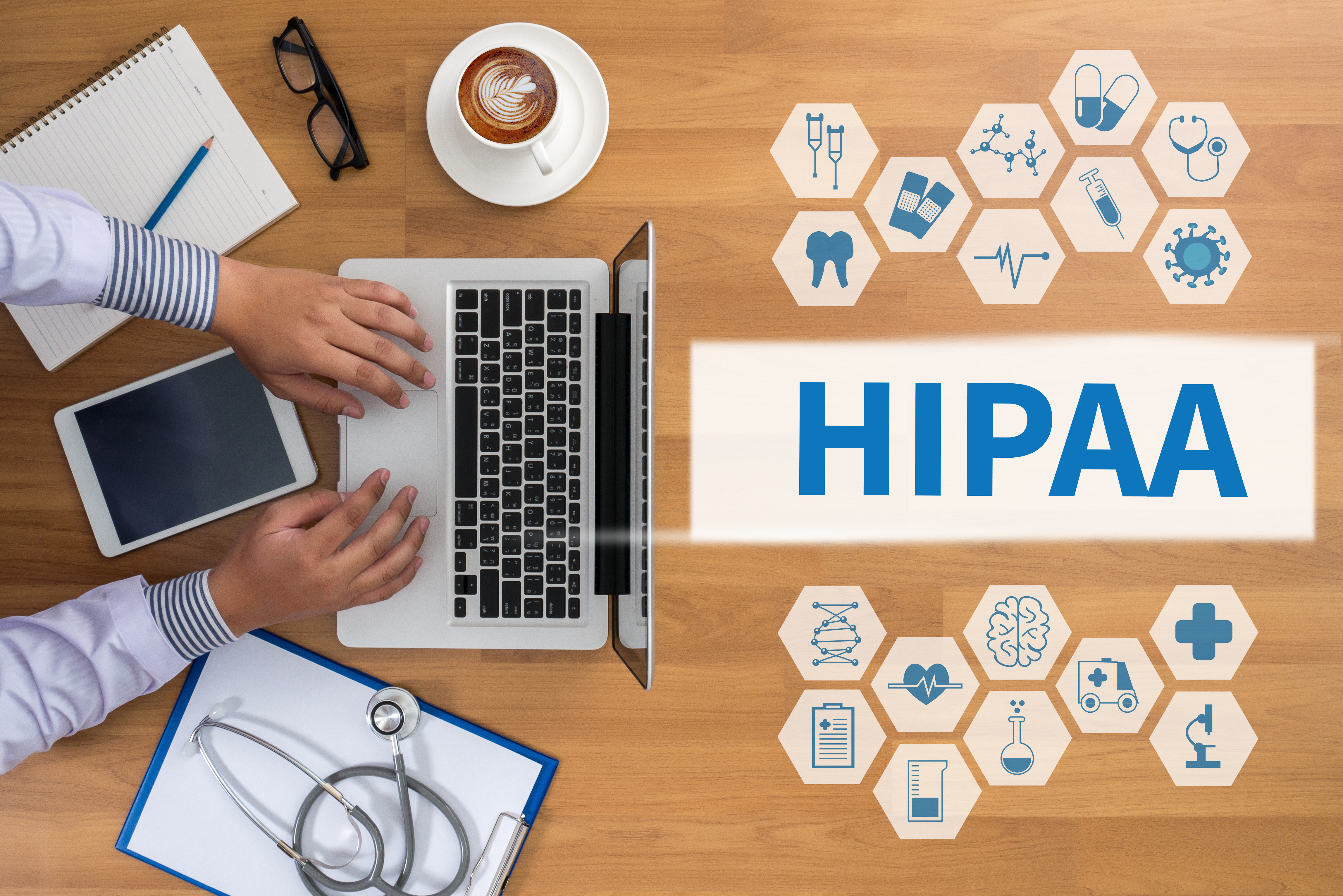 Hipaa Alert First Settlement With A Business Associate The