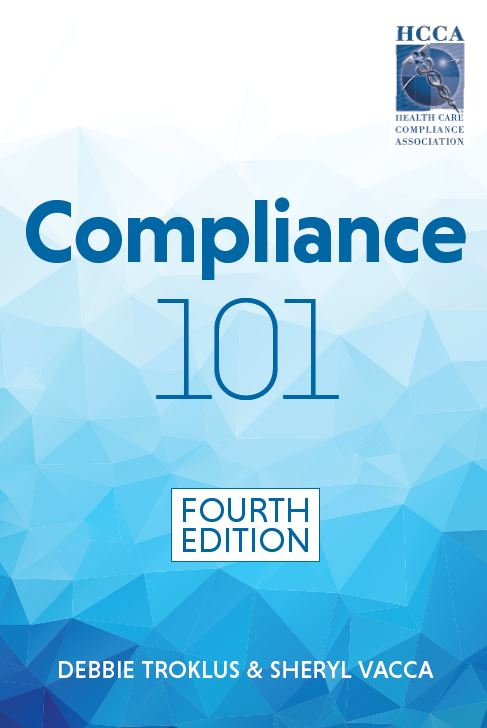 Compliance 101, 4th ed.