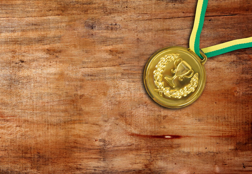 A Gold Medal In Integrity