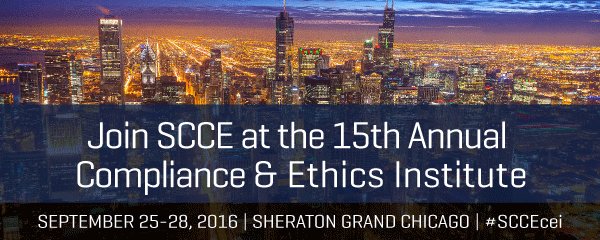 What the SCCE CEI Means to Compliance and Ethics Professionals