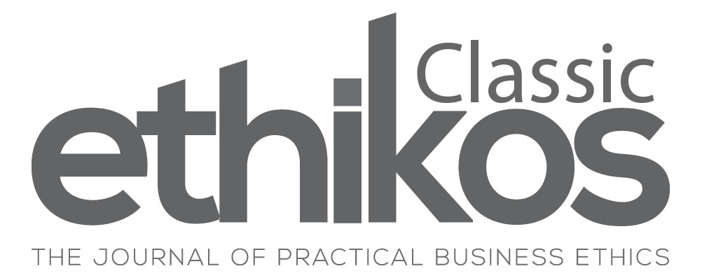 Ethikos Classic: Working on Ethical Behavior - The Compliance and ...
