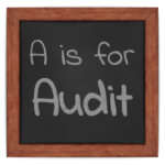 A is for Audit