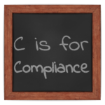 C is for Compliance