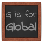 G is for Global