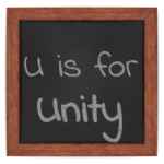 U is for Unity