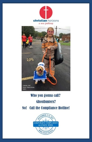 Compliance officer interview connie rhoads and pet posters the compliance and ethics blog - Compliance officer interview ...
