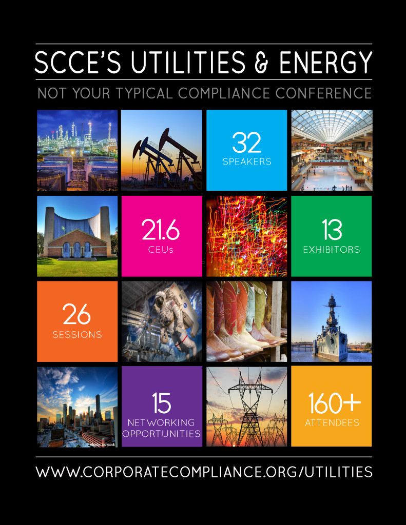 Utilities Infographic