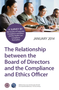 Board Survey Cover