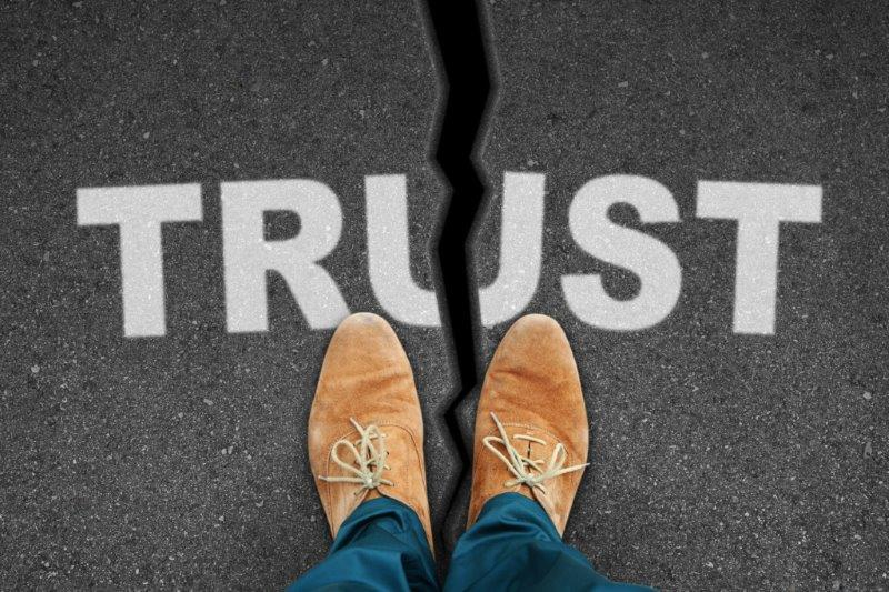 broken trust - The Compliance and Ethics Blog